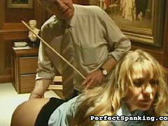 Caning, Caned, Teens spanked, Teen spanking, Teen spanked, Teen and blonde
