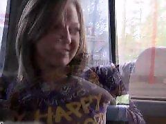 Carly mia, Auto amatoriale, In macchina