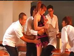 Japanese, Japanese babes, Asian gang bang, Asian gangbang, Japanese babe, Japanese cum shot