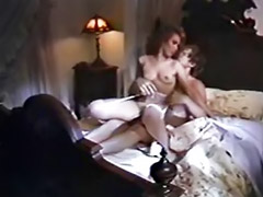 Vintage, Hairy anal