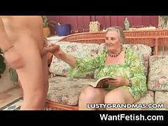 幼交o, おばあさん, おばあちゃん