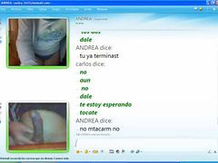 Webcam, Webcame, Andrea
