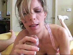 Expert, Cougar, Loving blowjob, Loves cum, Lovely cum, Love blowjob