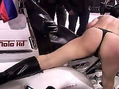 Public busty, Posed, Stunning babes, Stunning amateur, Nudist amateur, Girl on bike