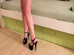 High heels, Heels, Fuck