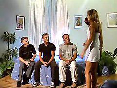 Adolescent, Triple penetracion, Tripla penetraçao