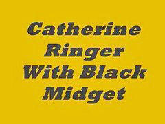 Vintage, Black midget, Vintage black, Ringer, Midgets black, Black midgets