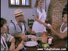 Italiaitalia, Italialainen