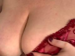 Z mama, Tits playing, Tits play, Tit play, With mama, Plays bbw