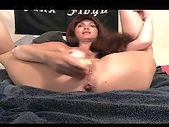 Mature webcam, Anal mature