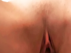Fed, Pussy stuffing, Stuffing, Latina pussy, Latina couple, Oral pussy