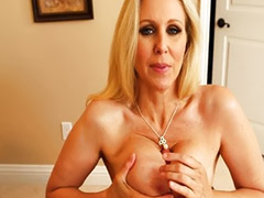 Julia ann, Julia ann,, Titfuck, Anne sex, Shaved asian milf, Titfuck blonde