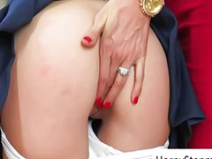 Teen, Threesome, Milf, Tanya tate