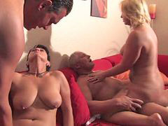 Mature, German, Swinger, Swingers