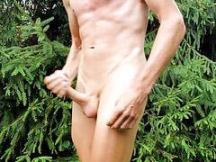 Cumshot, Naked