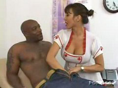 Meating, Horny&black, Horny nurse, Black meat, Nurse black, Horny black