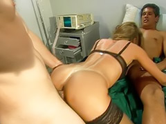 Stockings anal, Shayla laveaux, Stocking cum, Asian threesomes, Asian stockings, Anal licking