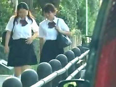 Car, Schoolgirl, In car, Useful, Schoolgirll, Schoolgirl used