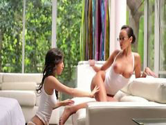 Lesbian, Lesbian play 5, Fore play, Alluring, Allurement, Allure