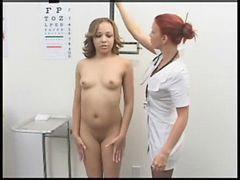 Nude, Exam