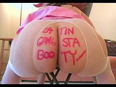 Booty latin, Gangsta, Angela, Latin