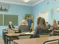 Russian, School