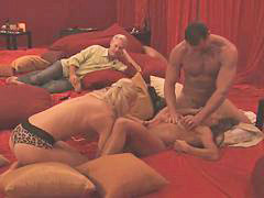 Swinger, Amateur, Party