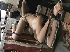 Bondage, Anal pain
