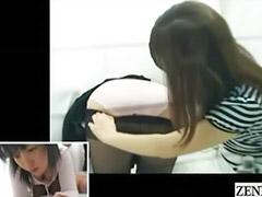 Lesbian anal, Japanese lesbian, Japan