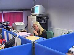 British, Office slut, In office, Britis, The slut, S jane