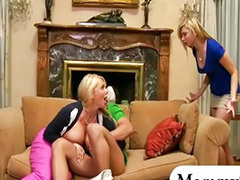 Karen, Big tit teen, Molly bennett, Karen fisher, Big tit milf, Teen big tits