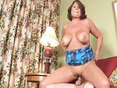 Saggy, Saggy tits, Mature, Big mature, Mature big, Erect nipple