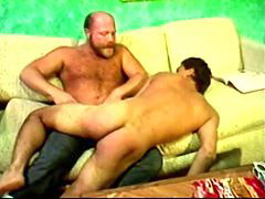 Dad, Spanking, Angry