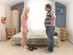 Teen, Daughter, Taboo, Dad, Old, Dad daughter