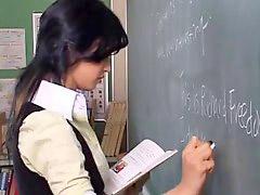 Teacher her, Student her, Her teacher, Gangbang teachers, Ctoan, Creampied gangbang