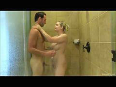 Danielle, Niel, Steamy, Shower sex, Sex shower, J daniels