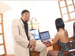 Office anal, Anal fishnet, Secretary anal, Office secretary, Fishnets anal, Fishnets