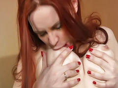 Red girl, Red mature, Solo matur, Solo hair, Matures solos, Matures solo