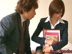 Akari, Hunt, Asahina, Jap teacher, Huntings, Hot- teacher