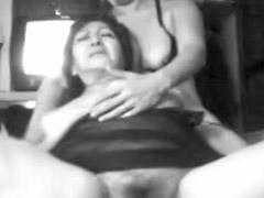 Granny lesbian, Amateur lesbian