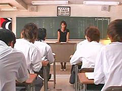 Japanese, Teacher, Teachers horny, Teacher japanese, Pussy japanese, Jap teacher