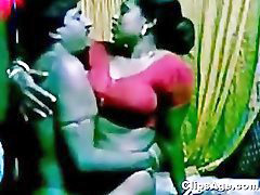 Southindian, Hindi, Aunt fucked, Wife her, Wife boss, While wife