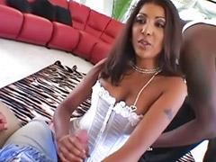 Ebony blowjob, Two vagina, Two facials, Two ebony, Two blowjob, Threesome facial