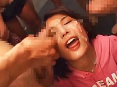Japanese facial, Usa sex, Japanese, Hot japanese girl, Blow bang, Asian bukkake