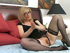 Nina hartley, Nina, Cougar