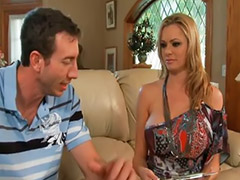 2 mature seduce, Briana banks, Briana, Blonde mature, Mature blond, Banks
