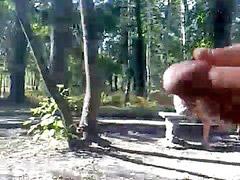Public, Park, Public park, Rusıa, Rusės, Public-masturbation