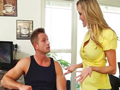 Brandi love, Brandy love, Young oral, Young fuck a milf, Young facial, Young big tits