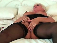 Rubbing clit, Rub clits, Stockings-black, Stocking black, Stocking bbw, Stock chubby