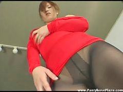 Dance, Mistress, Tease, Pantyhose, Dancing
